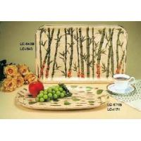 Wholesale China Bamboo Serving Tray for Tea/Restaurant/Tableware/Kitchenware/Kitchen Implement from china suppliers