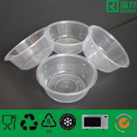Quality plastic food container 625ml for sale