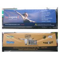 Wholesale full color Outdoor Advertising Banner Printing Large Format Banner from china suppliers
