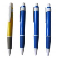 Wholesale promotion pens plastic,good design plastic ballpen, logo advertising from china suppliers
