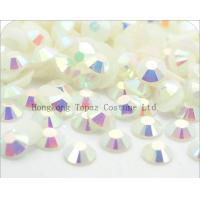 Wholesale flourecent color crystal ab stones for nail decor from china suppliers