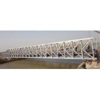 Wholesale Custom Permanent Steel Structure Bridge Steel Deck With Good Stability from china suppliers