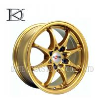 Wholesale Mechanical TE37 Replica Aluminum Racing Wheels High Performance Wheels from china suppliers
