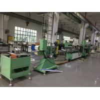 Buy cheap PVC Wall Guard System Extrusion Machine, CE certificate from wholesalers