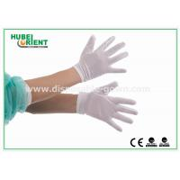 Wholesale Economic Machine Knitted Seamless Nylon Glove Disposable 40D Lightweight from china suppliers