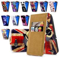 Wholesale Personalized sony z3 case cover , Printed PU Leather flip cell phone cases from china suppliers