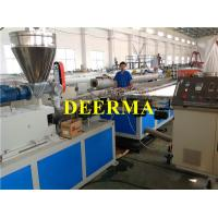 Wholesale Decorative Plates Plastic Profile Production Line PVC Ceiling Making Machine from china suppliers
