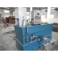 Quality Industry Sewage treatment automatic chemical dosing system and polymer preparation for sale