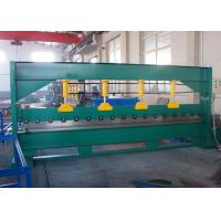 Wholesale 4m Color Steel Sheet Hydraulic Bending Machine / Sheet Metal Bender from china suppliers