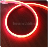 Buy cheap 24v flat surface ultra thin soft led neon-flex light red outdoor neon flex light for building from wholesalers
