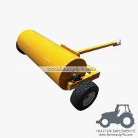 5LR16 Land aerator roller for tractors and ATVs,5ft length x 16