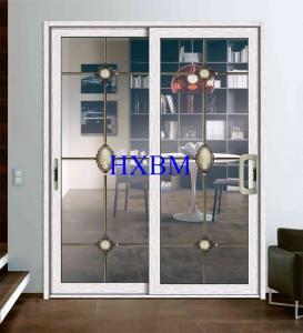 Modern House Design Aluminium Glass Sliding Windows For Commercial Building