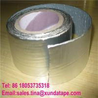 Wholesale Aluminum Coating Self Adhesive Roofing Sealing Tape for Building Waterproofing Material from china suppliers