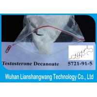 Wholesale CAS 5721-91-5 Bodybuilding Testosterone Decanoate Nutrition Steroid Androgen Neotest 250 from china suppliers