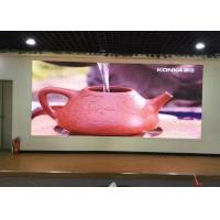 Wholesale PH5 Indoor Video Billboards HD Definition 40000 Pixels Per Square Meter from china suppliers
