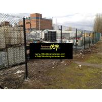 Wholesale Cheap PVC coated Chain Link Fence,black chain Link fence,used as farm fence,Fence gate from china suppliers