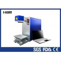 Wholesale Portable Design Fiber Laser Marking Machine for Metal with CE FDA from china suppliers