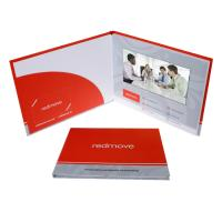 China Promotional Wedding Invitation Video Card USB Port Video Player Greeting Card on sale