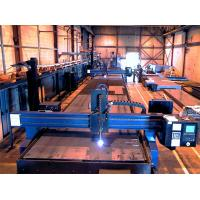 Wholesale Plasma CNC Flame Cutting Machine Hypertherm EDGE Pro / Micro EDGE from china suppliers