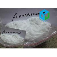 Wholesale Anastrozole Arimidex Anti Estrogen Steroids 120511-73-1 For Anti Breast Cancer from china suppliers