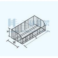 Wholesale Elegant and Practical Custom Wire Metal Display Racks and Cases for Supermarket Product from china suppliers