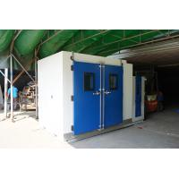 Quality Canstant Temperature And Humidity Environmental Test Chamber Walk In style for sale