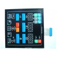 Wholesale Light Weight White Keyboard Membrane Switch for Apparatus With Touch Panel from china suppliers