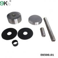 Wholesale stainless glass standoff bracket ,advertising screw EK500.01 from china suppliers