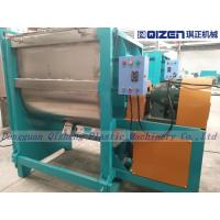 Wholesale 500 KG Large Capacity Horizontal Ribbon Mixer Machine For Cacao Powder from china suppliers