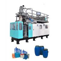 Quality Servo Motor High Speed Plastic Blow Molding Machine For Water Tank Strong Clamping Force for sale