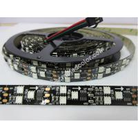 Wholesale black led strip ws2811 digital rgb led pixel strip light from china suppliers