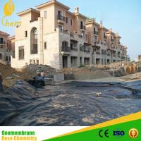 Wholesale 0.5mm,0.75mm,1mm,1.5mm,2mm hdpe geomembrane price from china suppliers