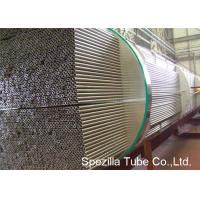 Wholesale Cold Drawn Seamless Copper Nickel Tube , SB111 C44300 Aadmiralty BrassTube from china suppliers