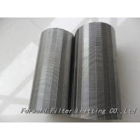 Wholesale Johansson Filter / Wedge Net Stainless Steel / Filter Element / Water Treatment Equipment from china suppliers