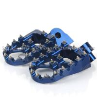 Wholesale CNC Milled Dirt Bike Foot Pegs With Removable And Replaceable Teeth from china suppliers