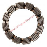 Quality Geological drilling atlas quality Bx Nx Hx impregnated diamond core drill bits for sale