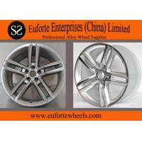Wholesale Audi A8L Aluminum Alloy Wheels Rims / Lightweight Silver / Black Car Wheels from china suppliers