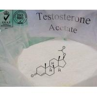Wholesale Pharmaceutical No Side Effect Steroids Testosterone Acetate Powder and Liquid CAS 1045-69-8 from china suppliers