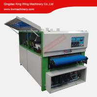 Buy cheap Max. working width 1000mm 9 discs sanding brush and 3 sanding rollers cabinet sanding machine from wholesalers