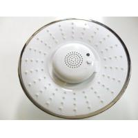 Quality 8'' Bluetooth  Music and Phone Shower Head for sale