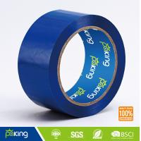 Wholesale Strong Strength BOPP Blue Color Adhesive Tape with Good Stickiness from china suppliers