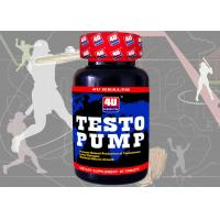 Wholesale P6 EXTRA Testopump Muscle Gain Supplements For Muscle Growth 90 Tablets from china suppliers