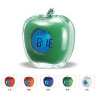 Wholesale creative Apple projection clock from china suppliers