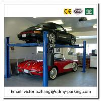 Wholesale On Sale! Underground Car Parking Lift Double Car Parking System 4 Post Car Lifts from china suppliers