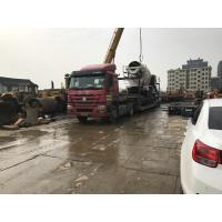 Wholesale 6 Units Isuzu 8cbm Mixer Truck Shipped to Manila port by 40FR container from china suppliers