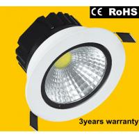 Wholesale 400lm COB Dimmable LED Down light 5W Genesis Photonics for home from china suppliers