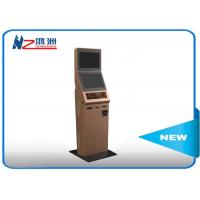 Wholesale Customized smart design interactive information kiosk with RFID card from china suppliers