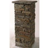 Buy cheap Slate Pillar from wholesalers