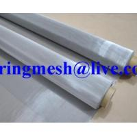 Wholesale stainless steel screen printing mesh/stainless steel wire screen printing mesh from china suppliers