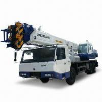 Wholesale Truck Crane, with 25T Maximum Total Rated Lifting Capacity from china suppliers